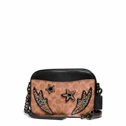 Coach Crossbody Small 31652 - Brown 2