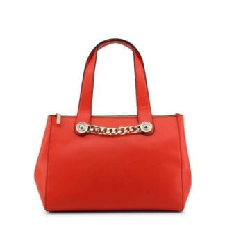 Versace Jeans Red Shoulder Bag