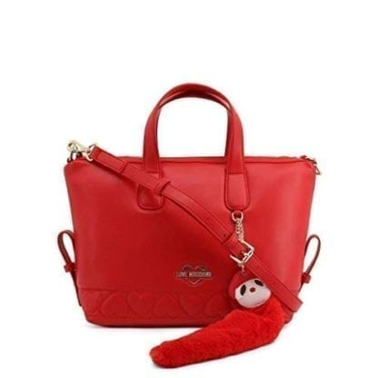 Love Moschino – JC4085PP18LO – The Cute Top-Handle Bag for All 4