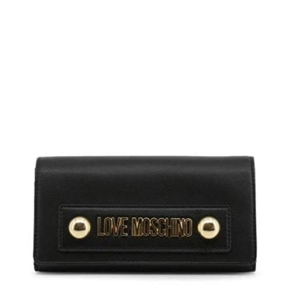 Love Moschino - JC5636PP08KD - the Black Clutch Bag you've been Looking for 1