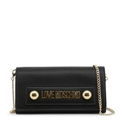 Love Moschino - JC5636PP08KD - the Black Clutch Bag you've been Looking for 4