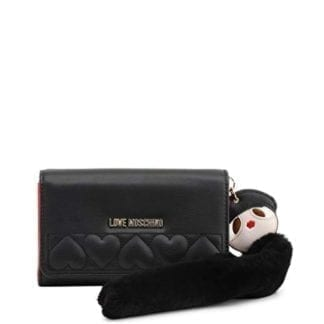Love Moschino - JC5616PP18LO - The Must Have Black Clutch Bag 2