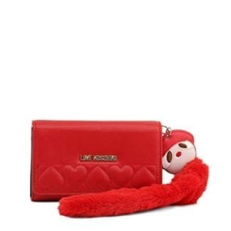 Love Moschino - JC5616PP18LO - The Red Clutch Bag Everyone Needs 4