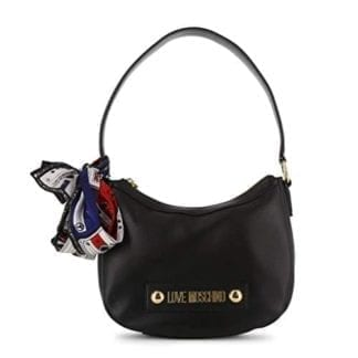 Love Moschino - JC4222PP08KD - The Elegant Black Shoulder Bag 2