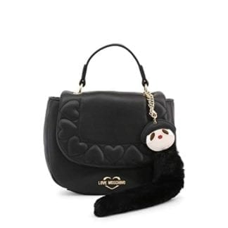 Love Moschino - JC4083PP18LO - The Black Top-Handle Bag that is all about Style 5
