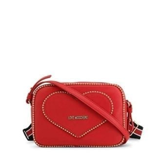 Love Moschino - JC4244PP08KG - The Red, Practical, and Beautiful Crossbody Bag 2