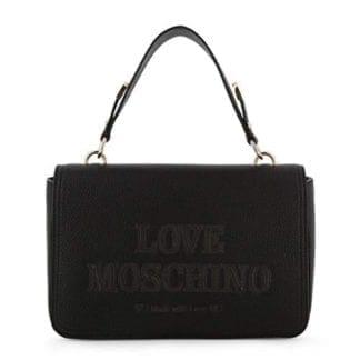 Love Moschino - JC4288PP08KN - Black Crossbody Bag Perfect! 3