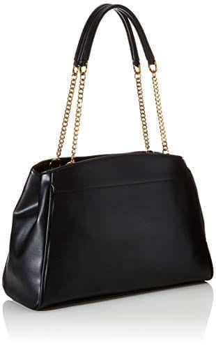 Love Moschino - JC4095PP1ALP - The Black Flashy Top-Handle Bag 2
