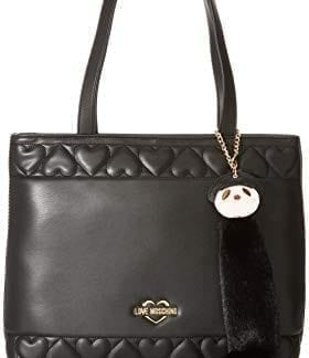 Love Moschino - JC4088PP18LO - the Black Shopping Bag for You 5