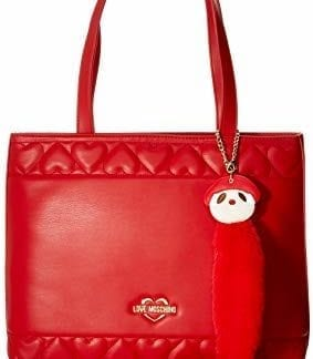 Love Moschino - JC4088PP18LO - The Fun, Loving, Red Shoulder Bag 1
