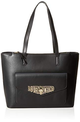 Love Moschino - JC4053PP18LF - The Timeless Black Shopping Bag 1