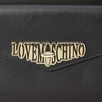 Love Moschino - JC4053PP18LF - The Timeless Black Shopping Bag 4