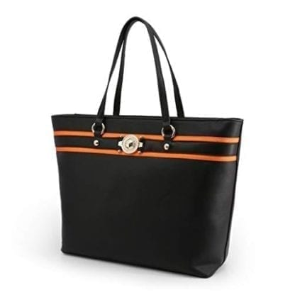 Versace Jeans Shopping Bag - E1VTBBF7_71093 Black and  Beautiful 2