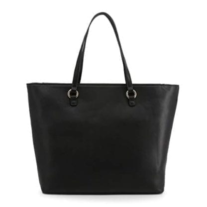 Versace Jeans Shopping Bag - E1VTBBF7_71093 Black and  Beautiful 3