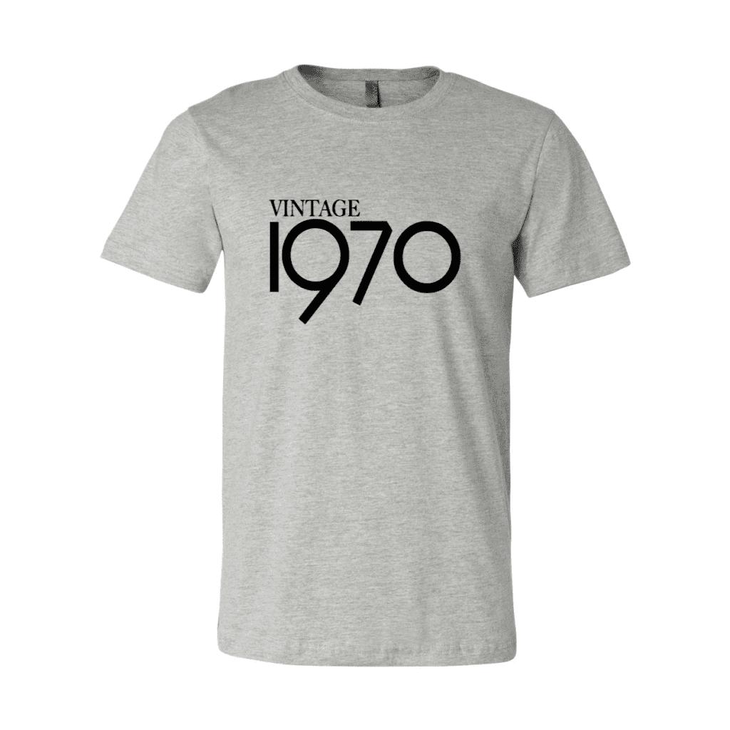 Timed Vintage 1970 T-Shirt
