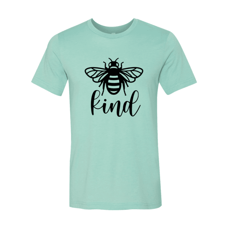 Word of the Day Bee Kind T-Shirt 5