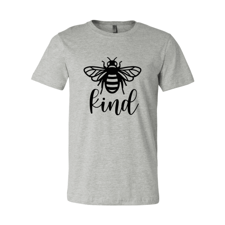 Word of the Day Bee Kind T-Shirt 4