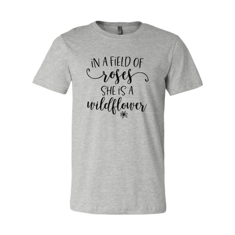 I'm a Wildflower T-Shirt