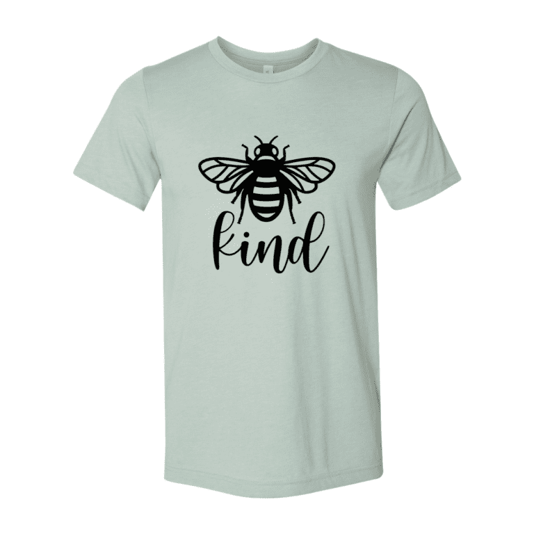 Word of the Day Bee Kind T-Shirt 9