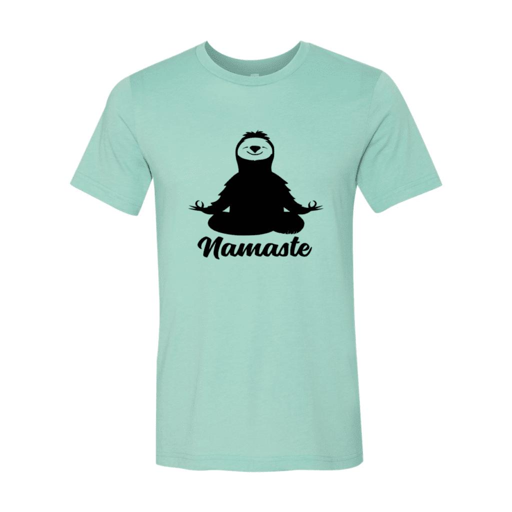 Sloth Namaste T-Shirt