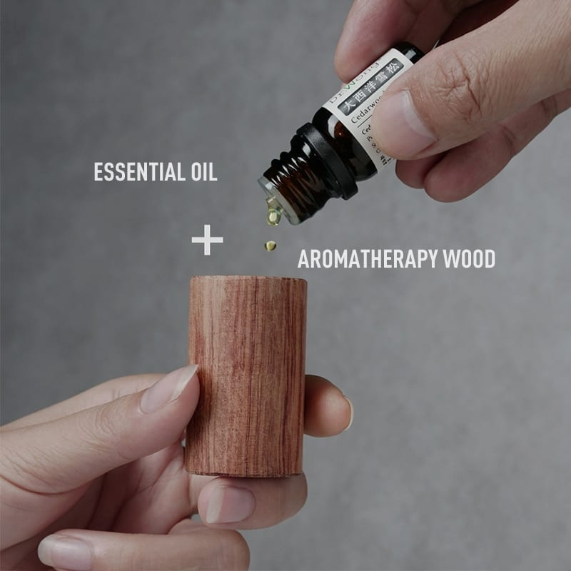 Eco-Friendly Essential Oil Aromatherapy Diffuser