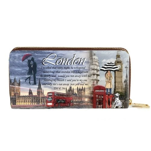 Fashion Wallet Sophisticated London